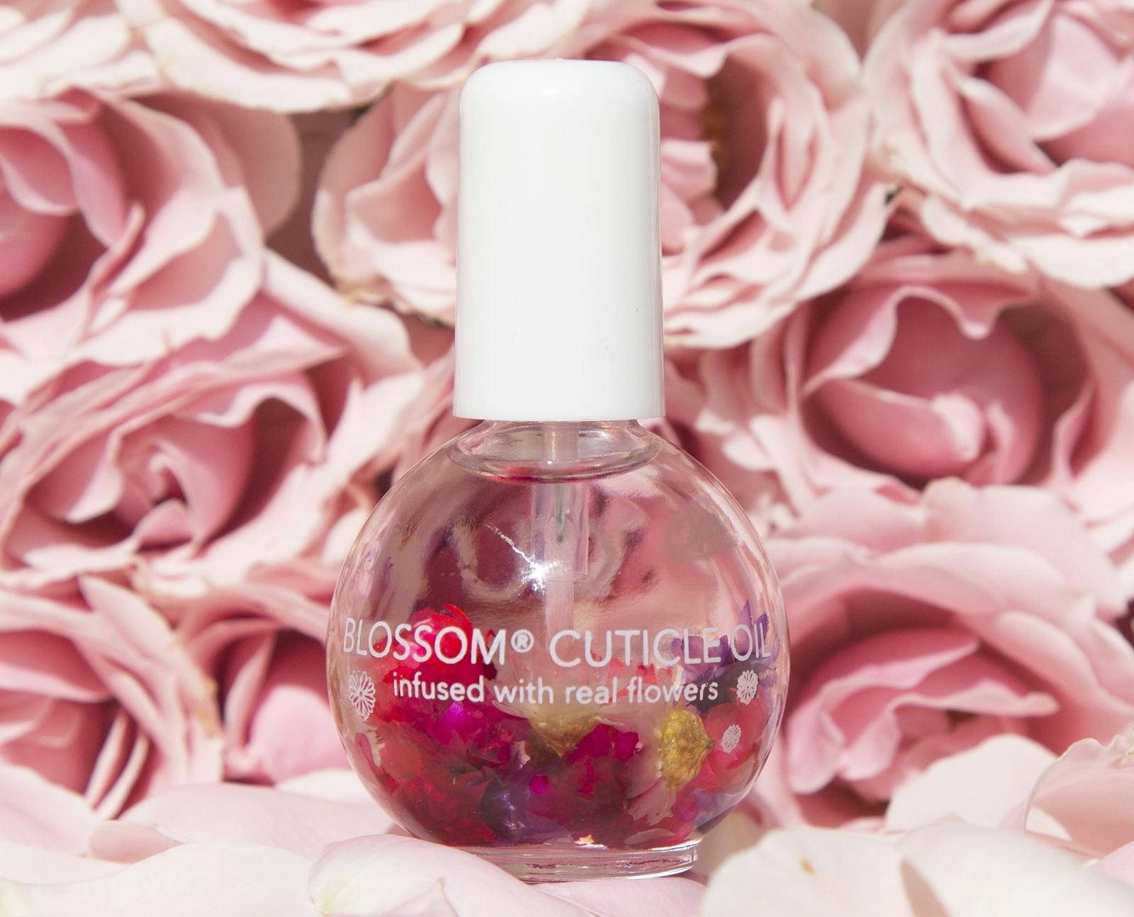Cuticle Oil Half Ounce — Blossom Beauty