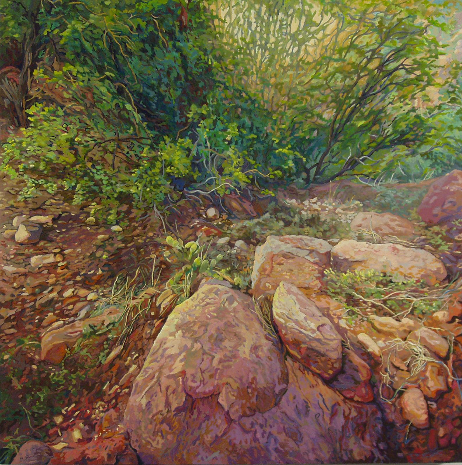 Red Rocks, 2003