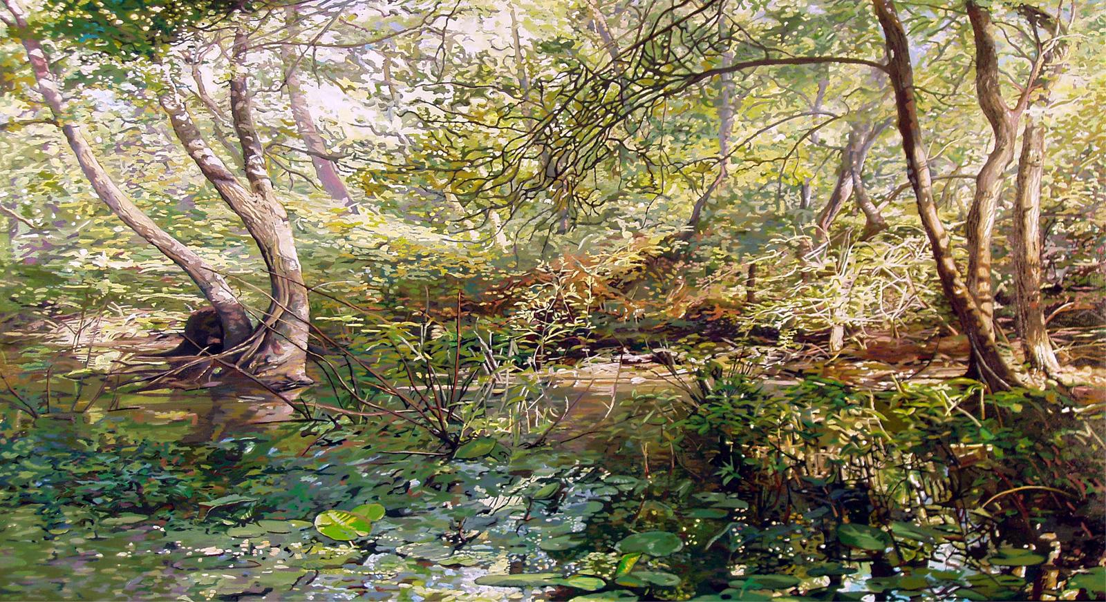 Dancing Tree Swamp, 2004
