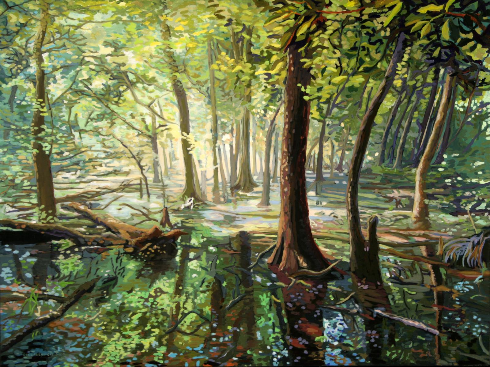 Cypress Creek, 2005