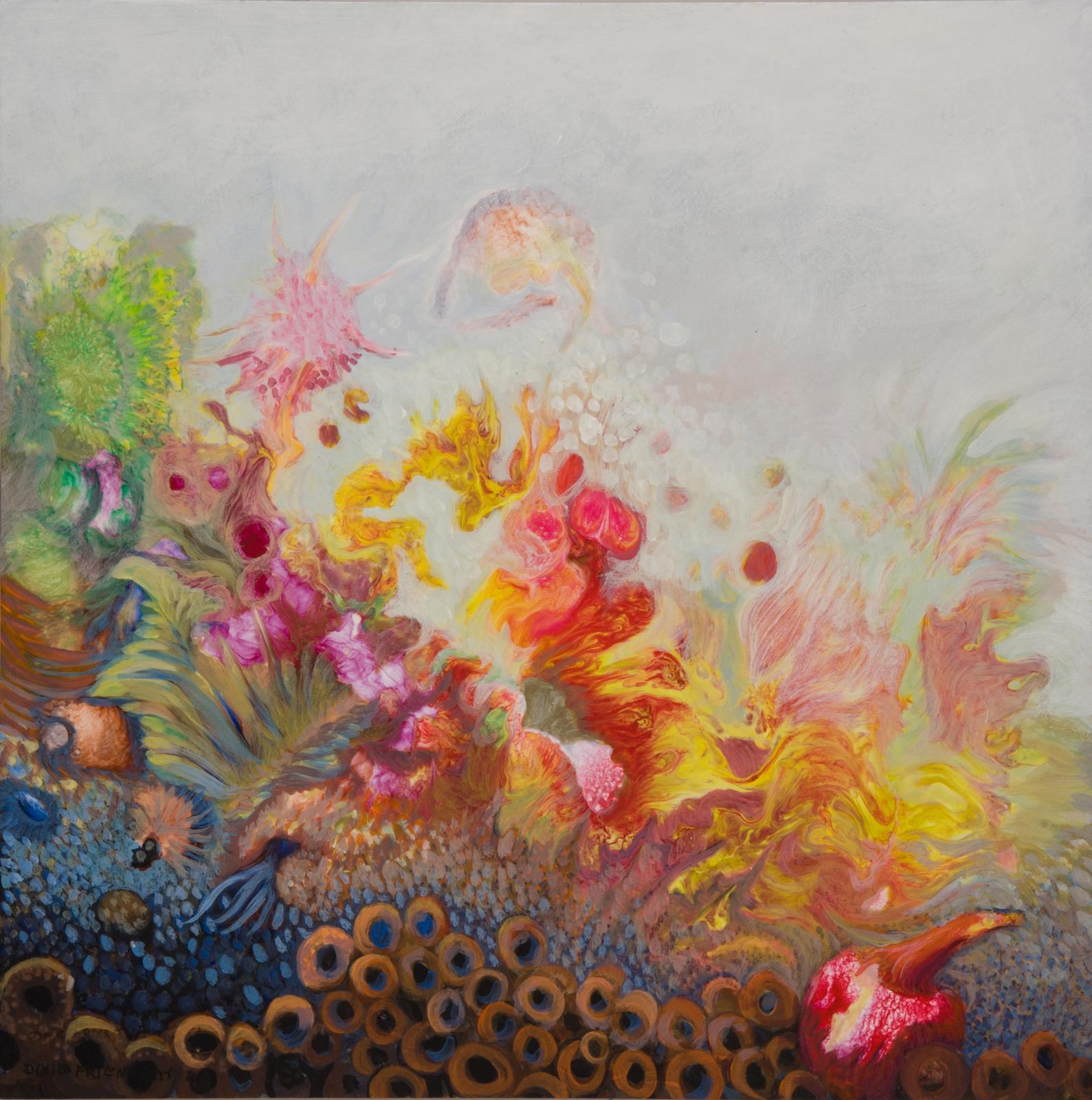 Cells III, 2011