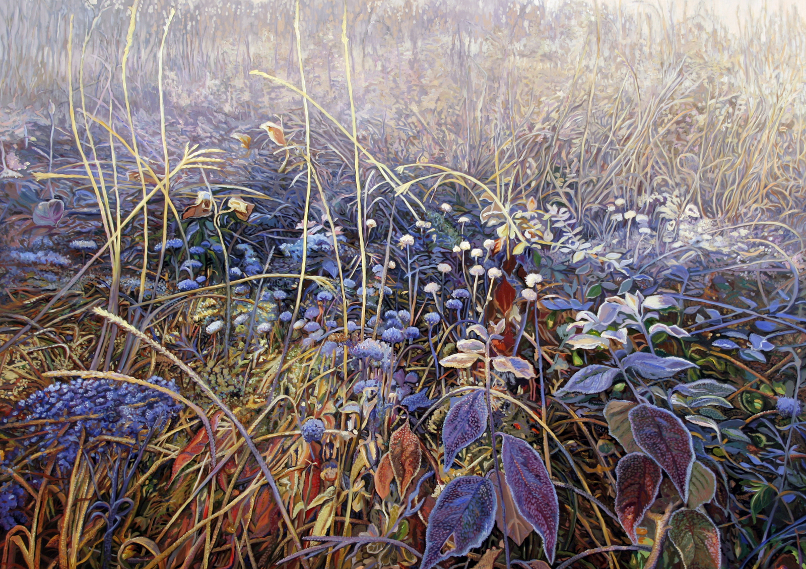 First Frost, 2008