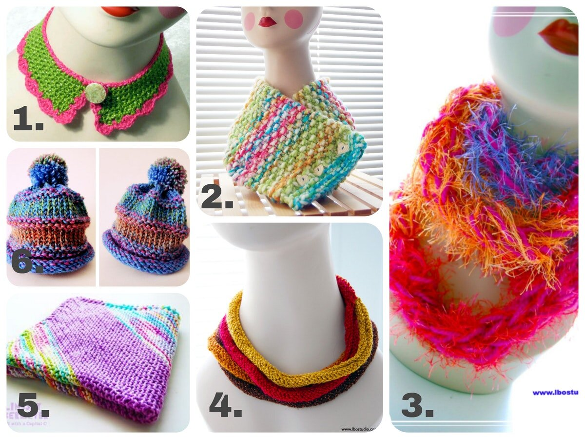 Diy Christmas Gifts Quick Knits And Crochet Lindsay Obermeyer