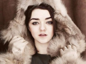 Maisie Williams (at this age)  is an excellent likeness for Bo.