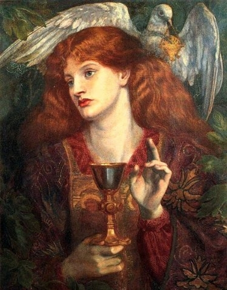 Dante_Gabriel_Rossetti_-_The_Damsel_of_the_Sanct_Grael_(1874).jpg