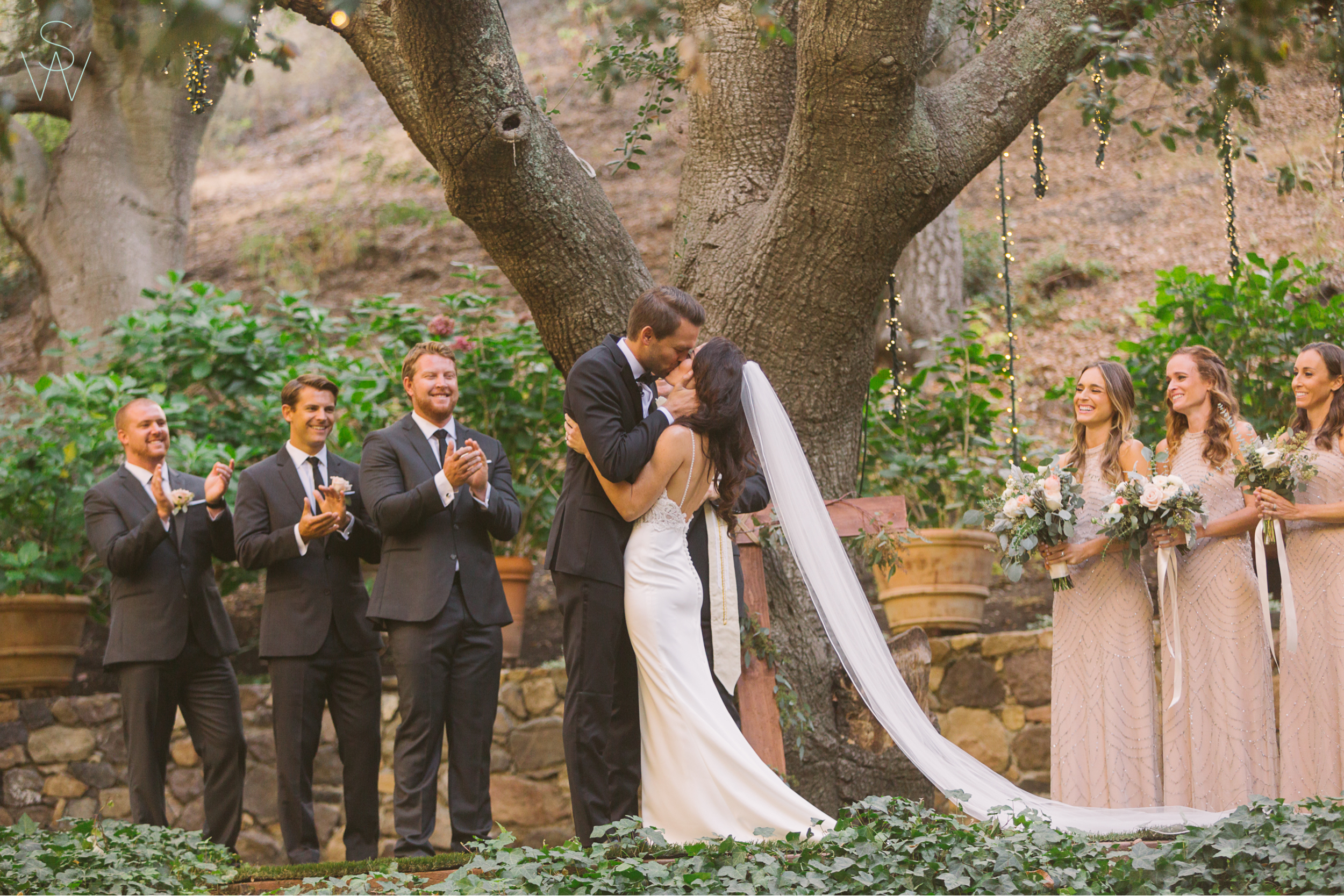 181Calamigos.ranch.shewanders.wedding.the.kiss.photography.JPG