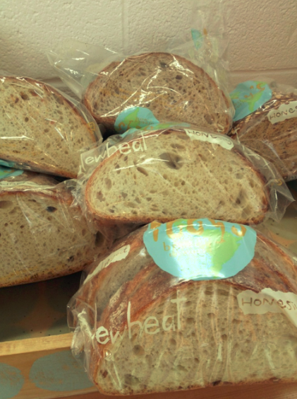 """Iggy's """"Francese"""" Sourdough from Cambridge, MA, at Whole Foods"""