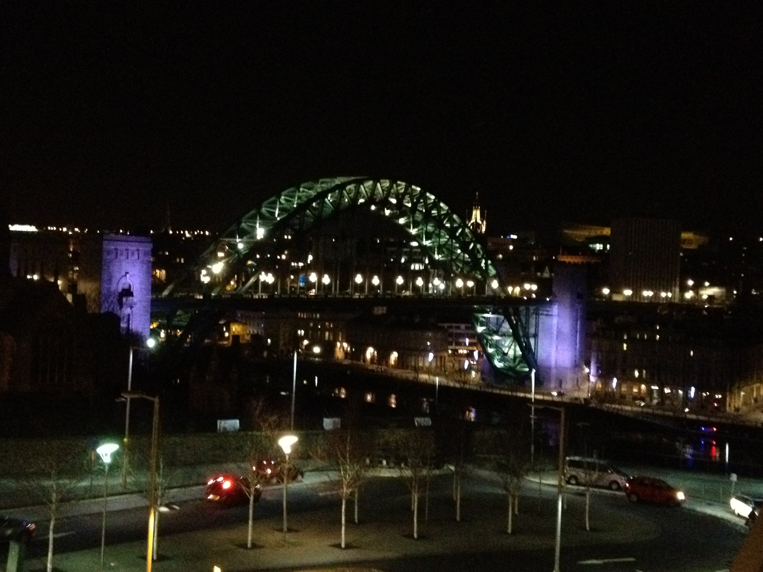 Newcastle-bridges