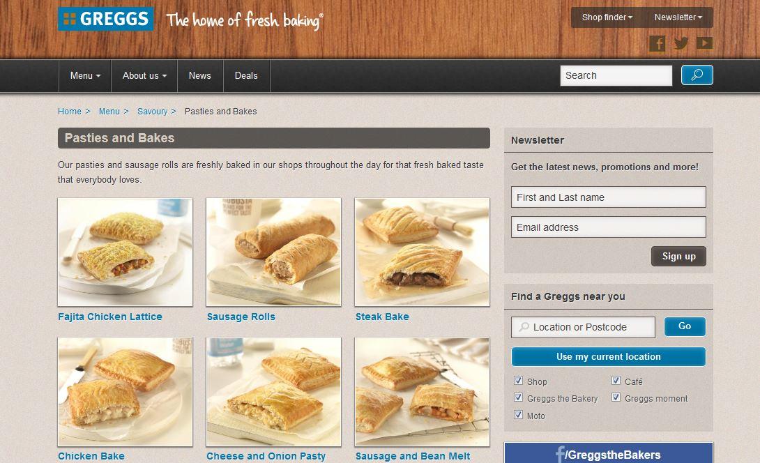 Greggs-baker