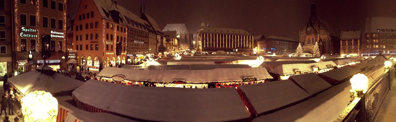 Weihnachtsmarkts-nuremberg