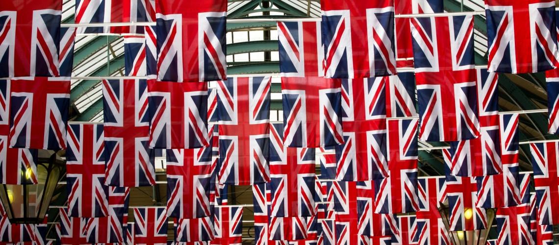 Uk-Union-flags