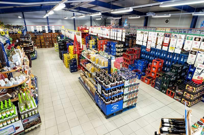 Getränkemarkt_asile