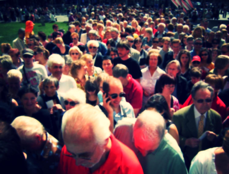 crowd-control