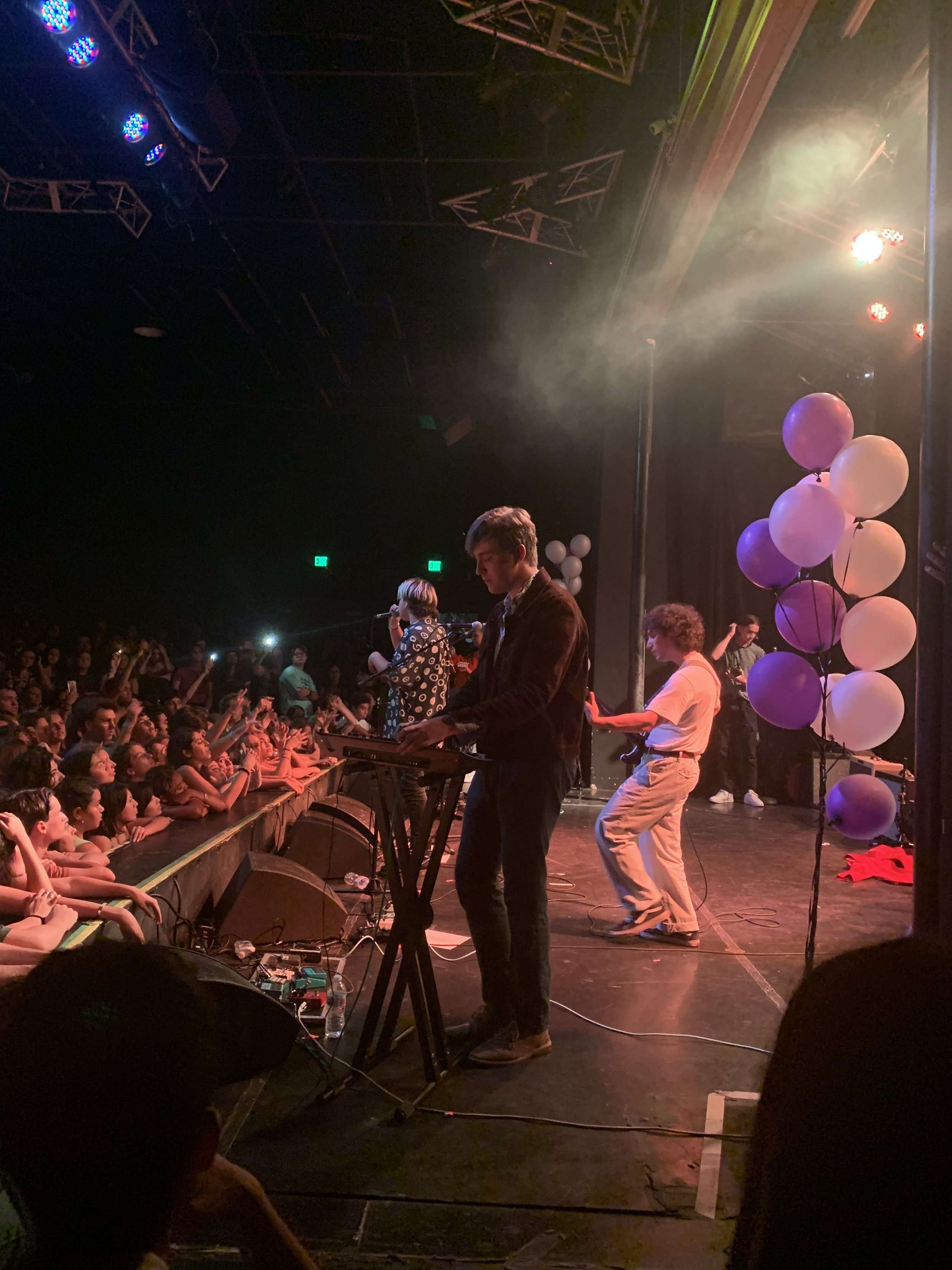 The Grinns at The Observatory