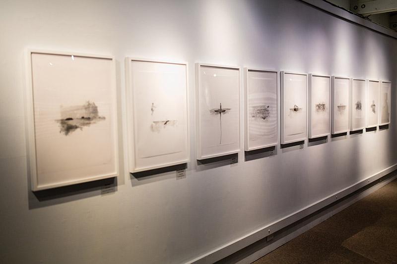 Transpose Exhibition - installation