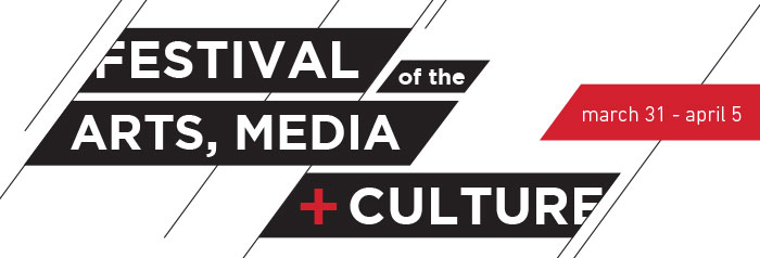 Trinity Western University  Festival of the Arts, Media, and Culture  Website Graphic - Concept 2
