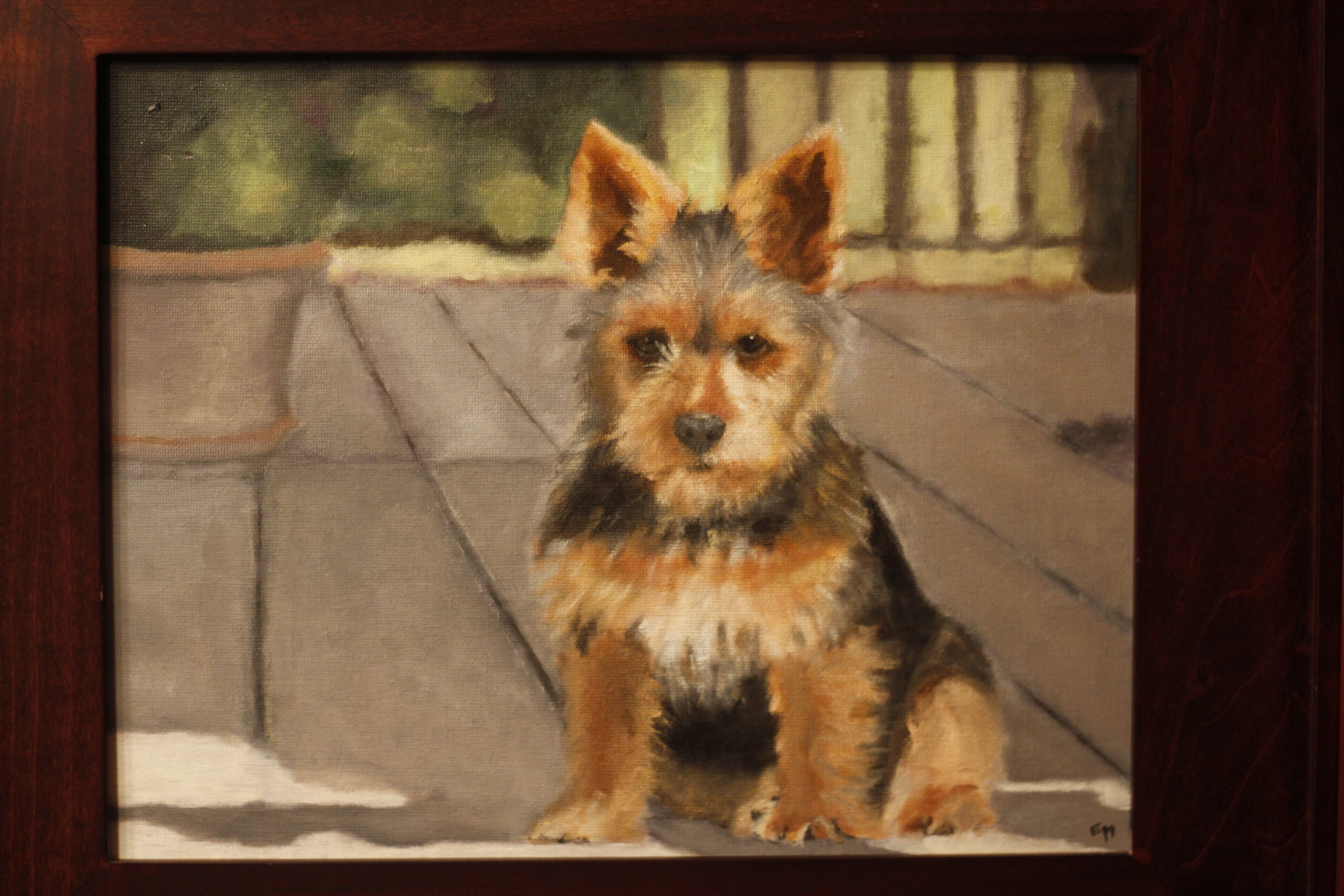 """Festus"", Acrylic on Canvas - SOLD"