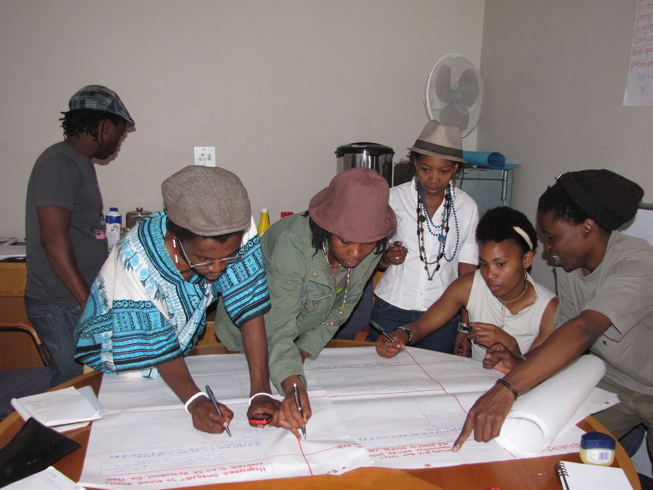 Social Enterprise & Entrepreneurship - South Africa