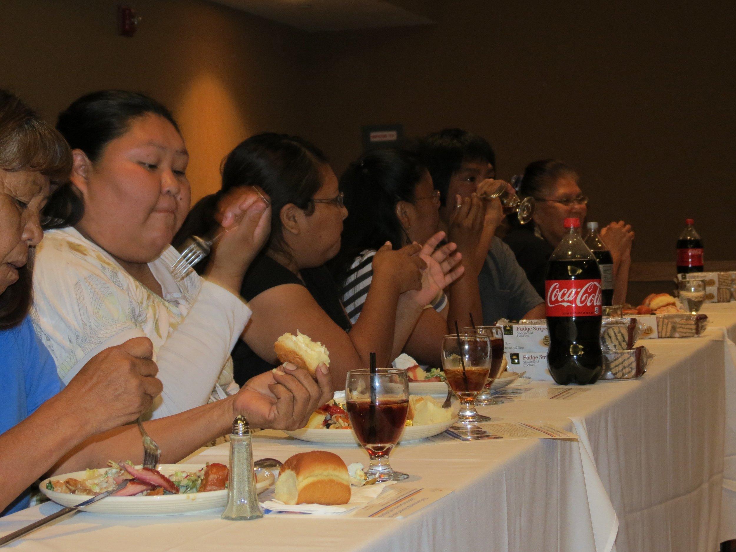 Celebrating Success - Apache