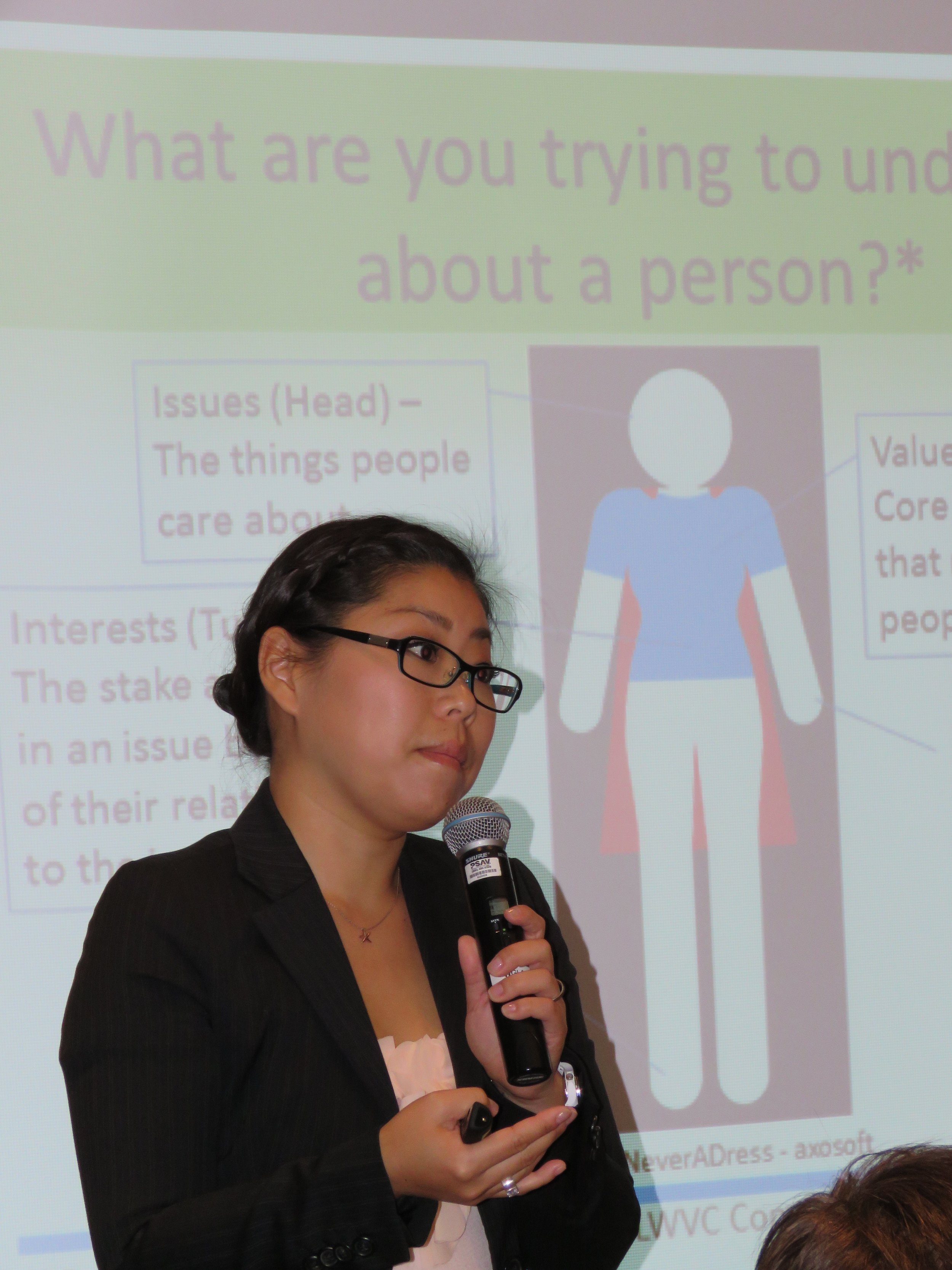Training on Cultural Competency & Recognizing White Privilege