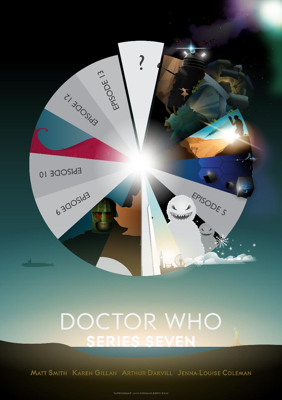 incomplete season 7 poster