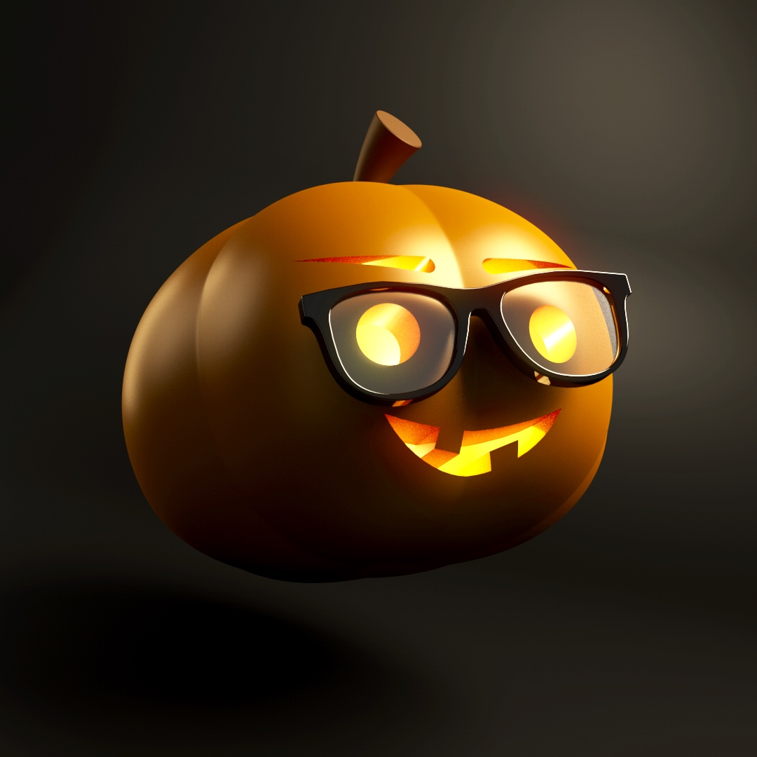 My social media profile picture for Halloween 2017