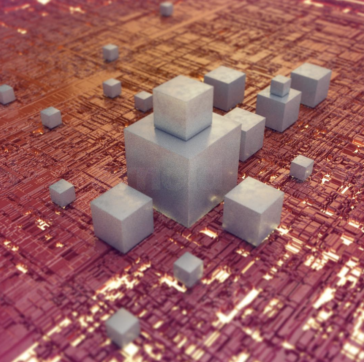 An experiment using displacement in Arnold