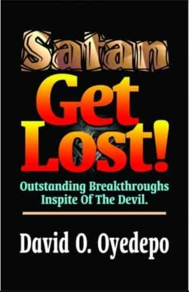 """In this explosive book, you will discover that: """"You can walk out on the devil! He is nothing but a finished devil!"""" """"It is time to get the devil out of your mentality completely. Jesus stripped him naked of all powers!"""" """"The devil is a toothless bulldog. He has nothing legally with which to hurt you."""""""