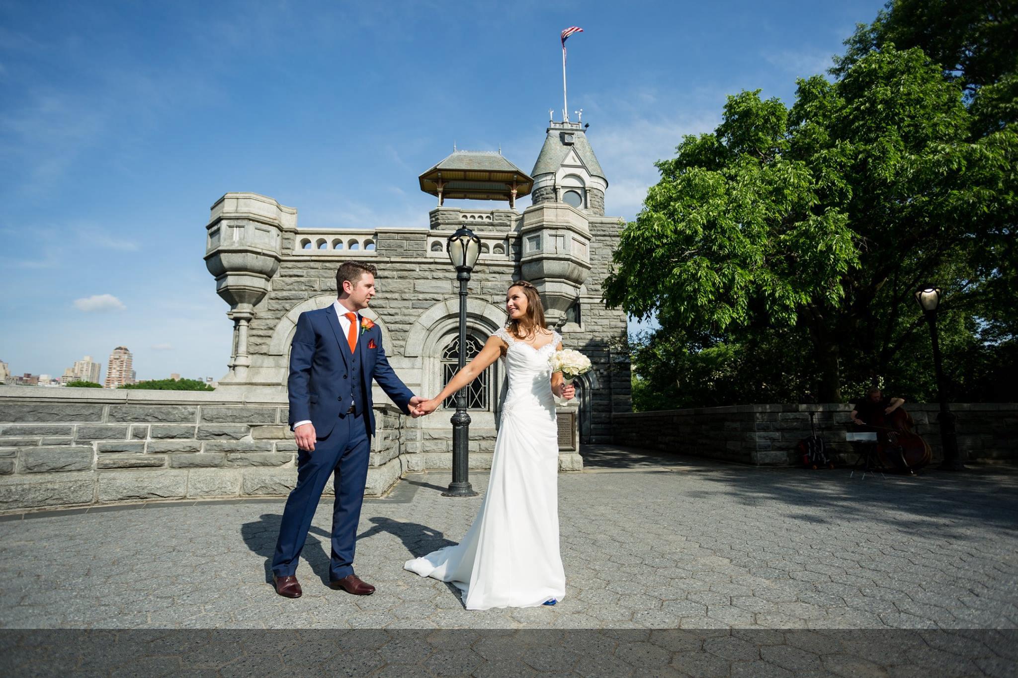 Central Park | Belvedere Castle Terrace