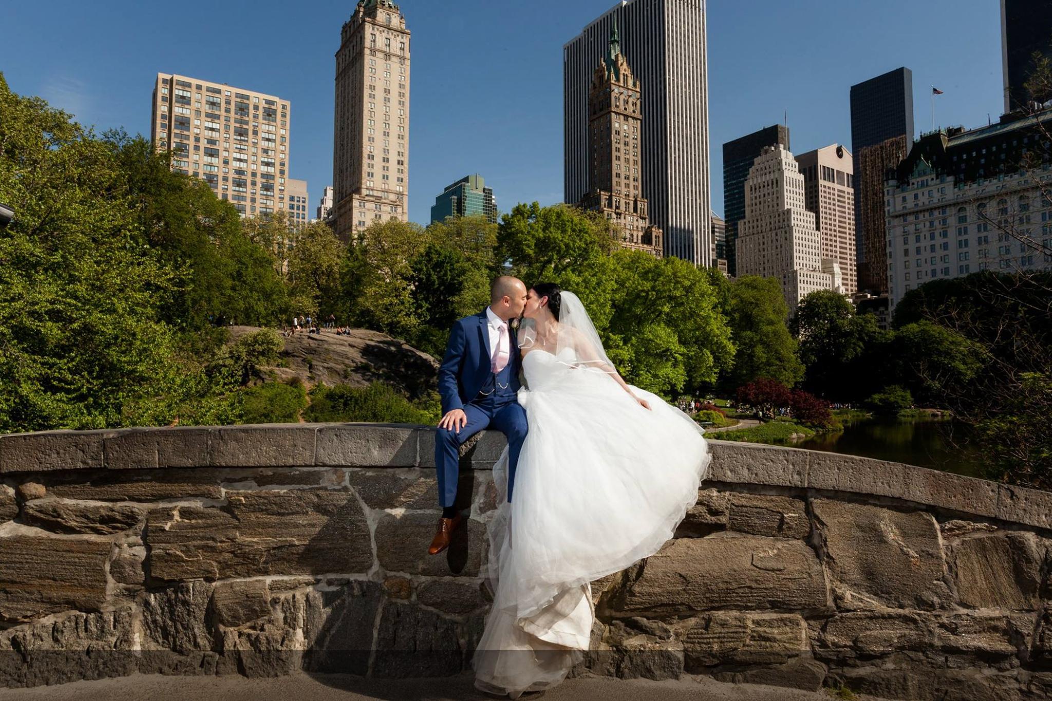 Central Park | Gapstow Bridge