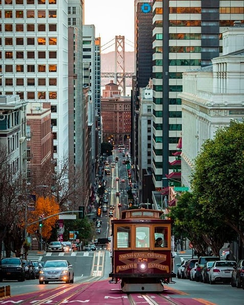 Stunning views of the Golden Gate Bridge. ❤️ (pc:@ryetiongson)