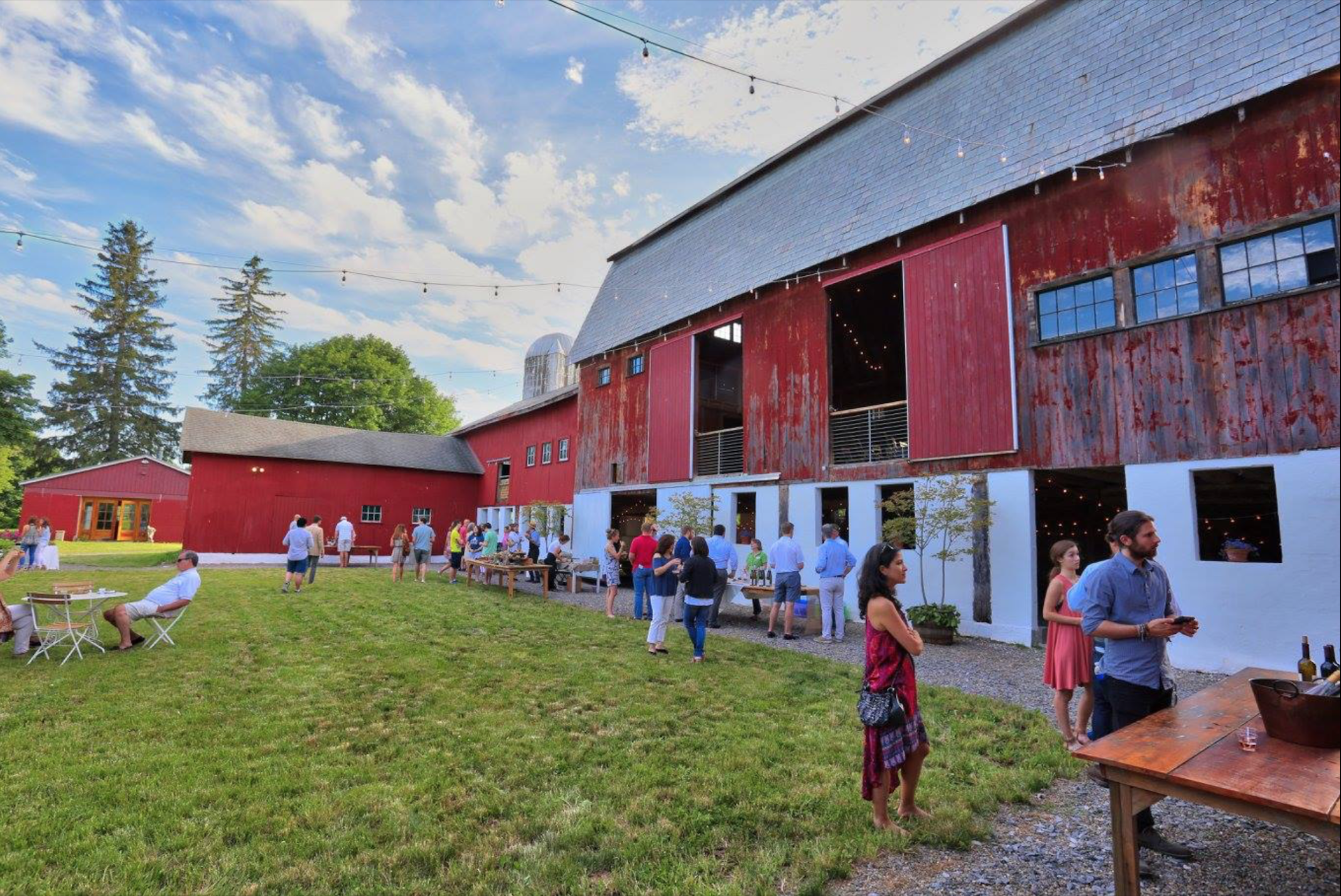 Image from The North Farm premiere venue in Geneva, New York on 17 June 2017. Find more images and information at facebook.com/uncorkedpotential