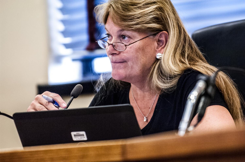 Commissioner Domenico