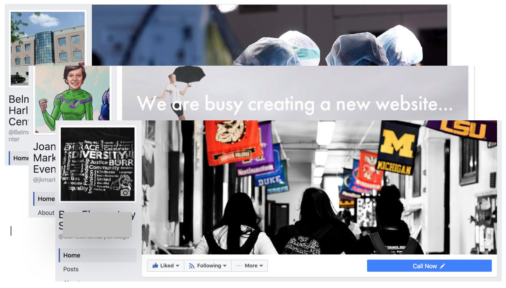 social media management | content | advertising