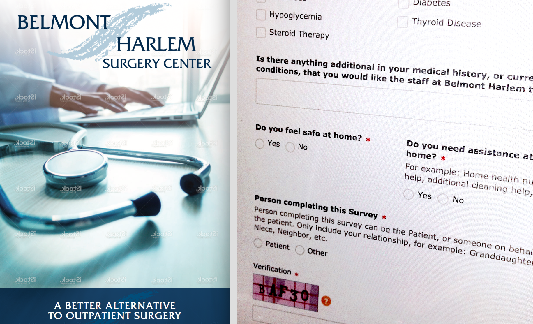 We streamlined the business office procedures and process. - Developed an online medical history patient survey, F.A.Q. and the patient appointment postcard.