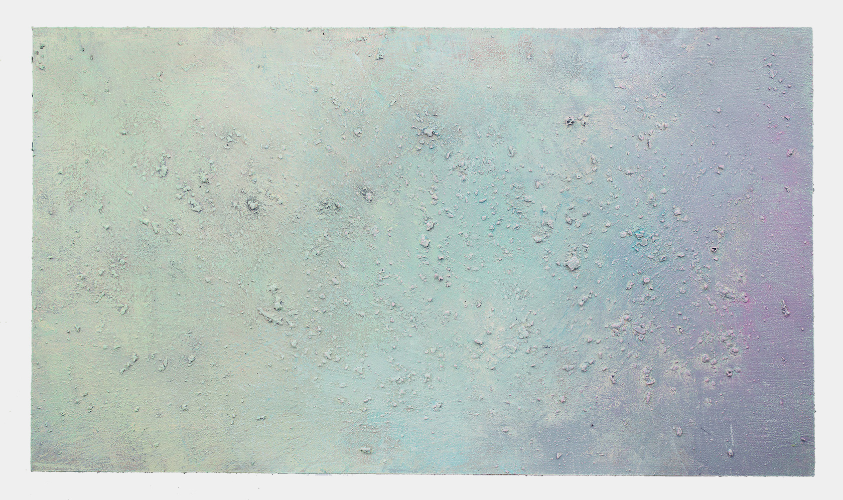 """Christmas Party with my Neighbors  48"""" x 84"""" latex and chimney ash on canvas"""