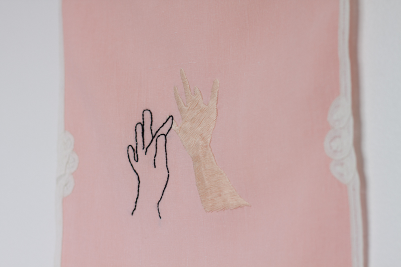 stay soft (detail)