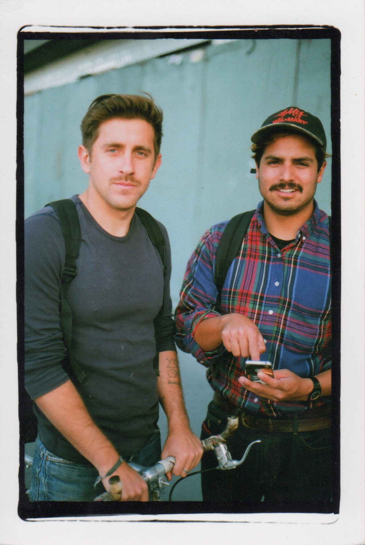 Nicolas Torres + friend
