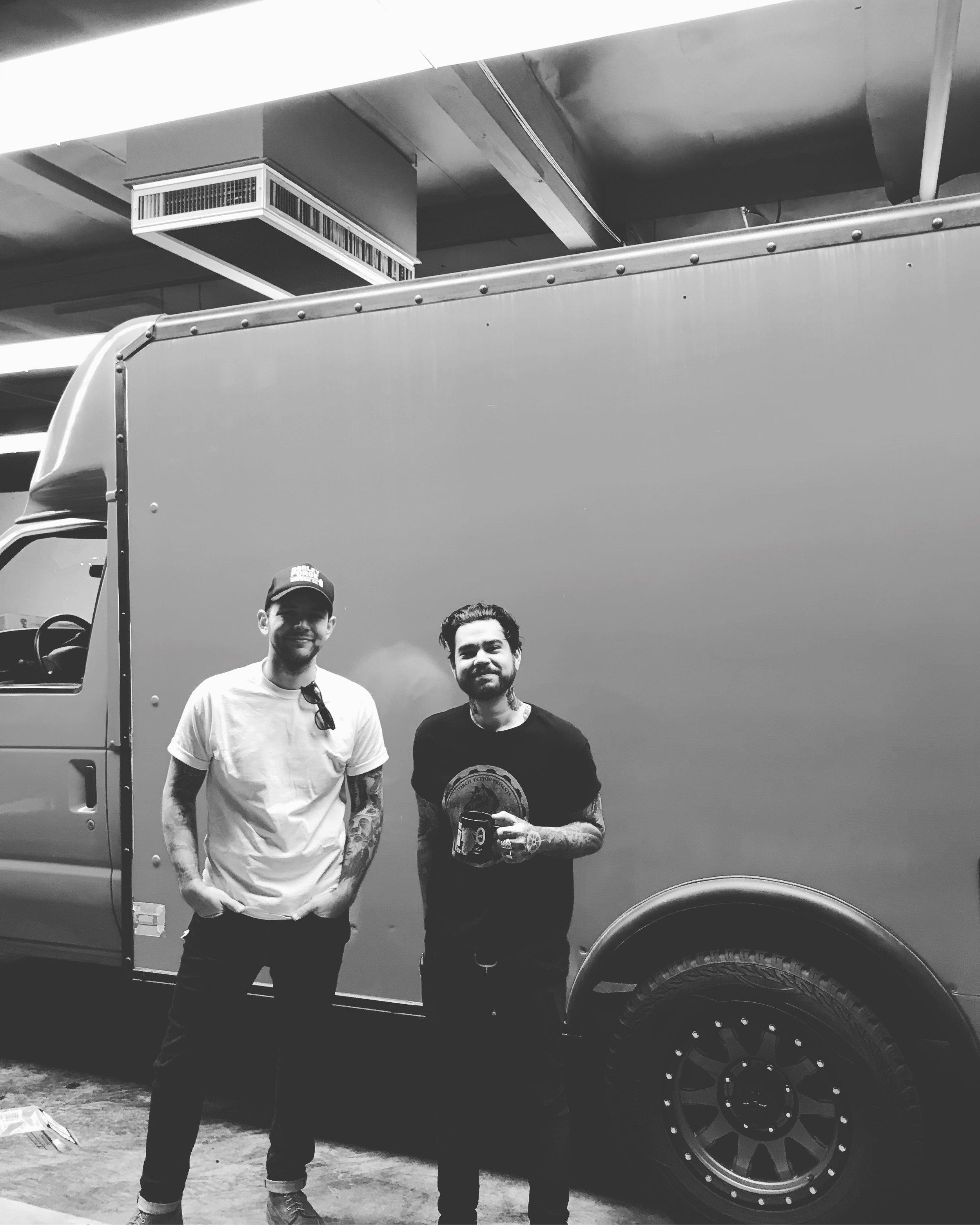 Nick Galaura(Right)/Cory Linman(Left)