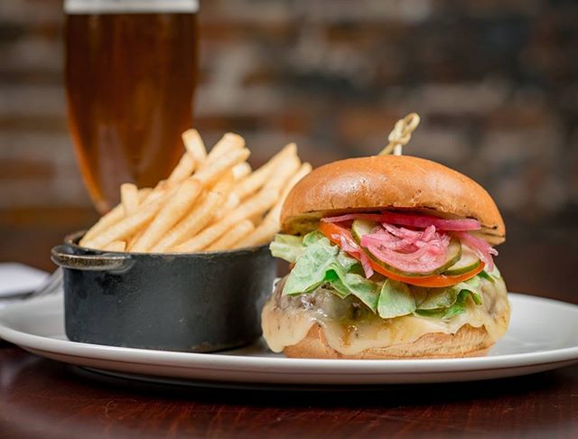Make today a Ta$ty Tue$day by enjoying $2 off all of our burgers here at The Edison! #EdisonTally #EatLocal #DrinkLocal