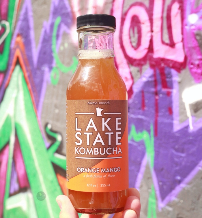 Lake State's best-selling flavor, Orange Mango, is a smooth and fruity brew.