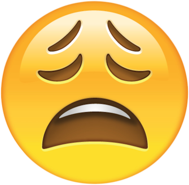 "This is the ""blood sugar out of control"" emoji. Can you relate?"