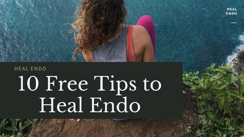 Heal Endo Tips