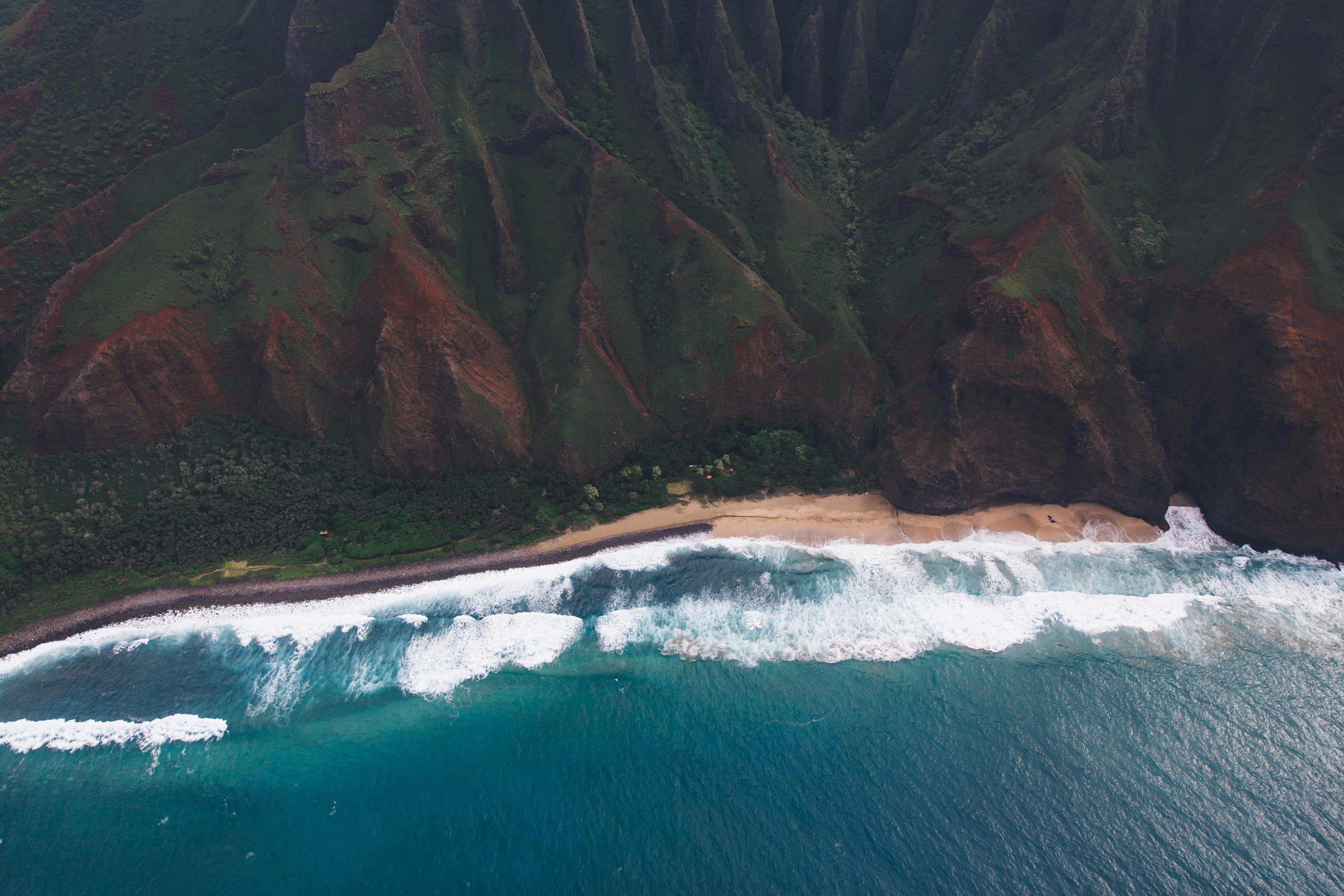 my home on kauai, where i live close to nature, close to family, laugh with friends, and eat a heck of a lot of local food. See? Healing from endo doesn't have to be a life of DEPRIVATION.