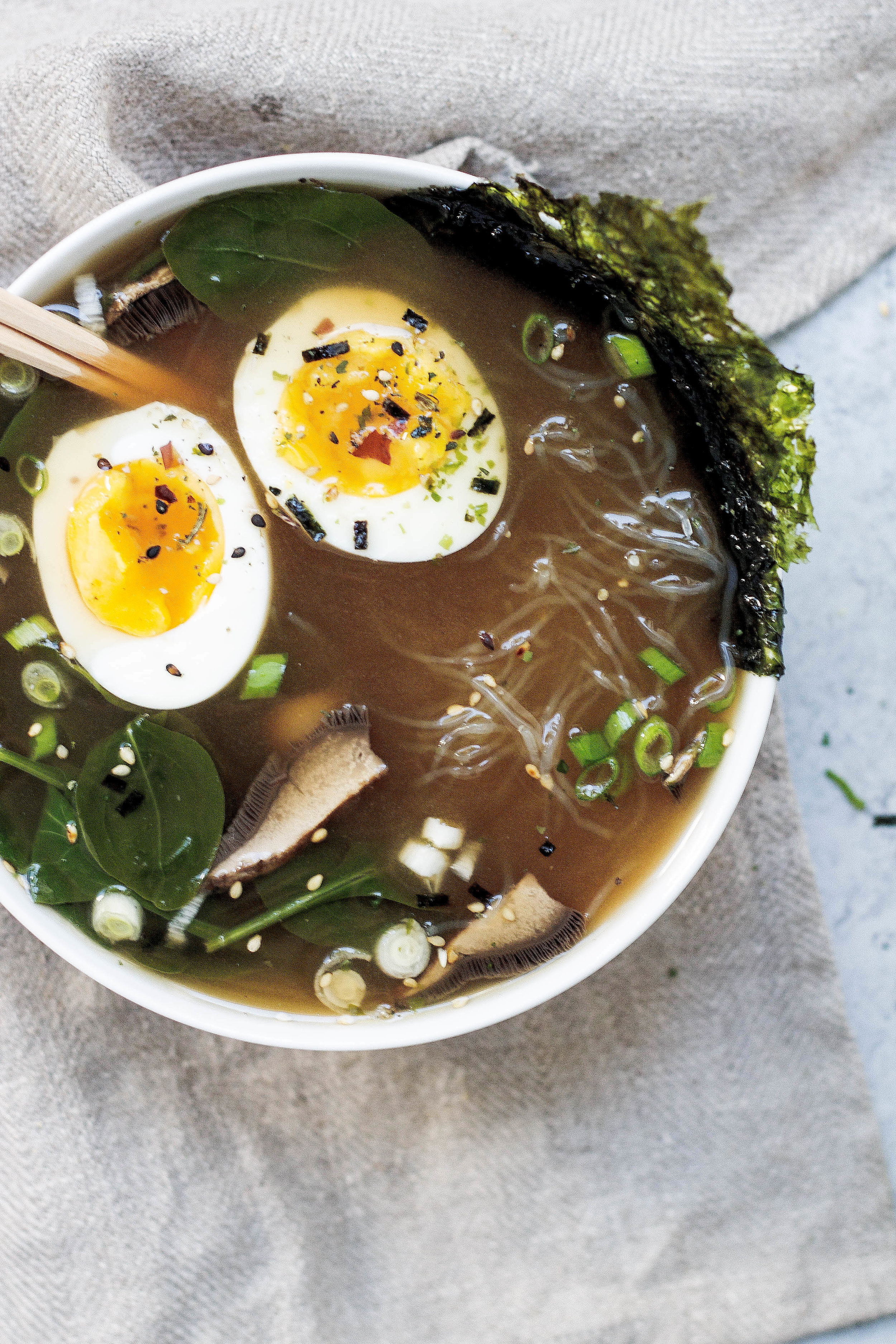 Bone Broth = liquified connective tissue. Cool huh?