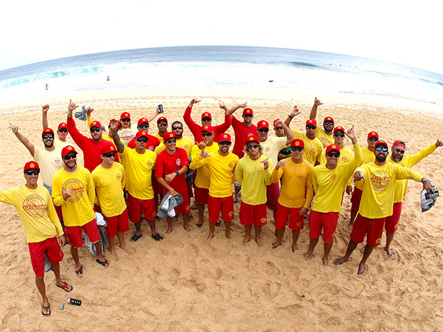 North Shore O'ahu Lifeguards  Extraordinary watermen putting their lives on the line everyday   Follow NSLA on Instagram