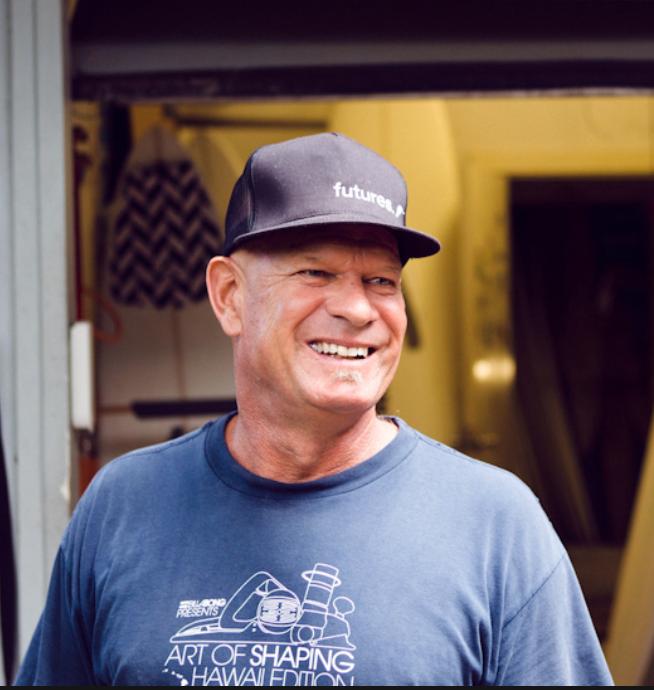 Jeff Bushman  Shaper / Surfer / All Around Excellent Human   Follow Jeff on Instagram
