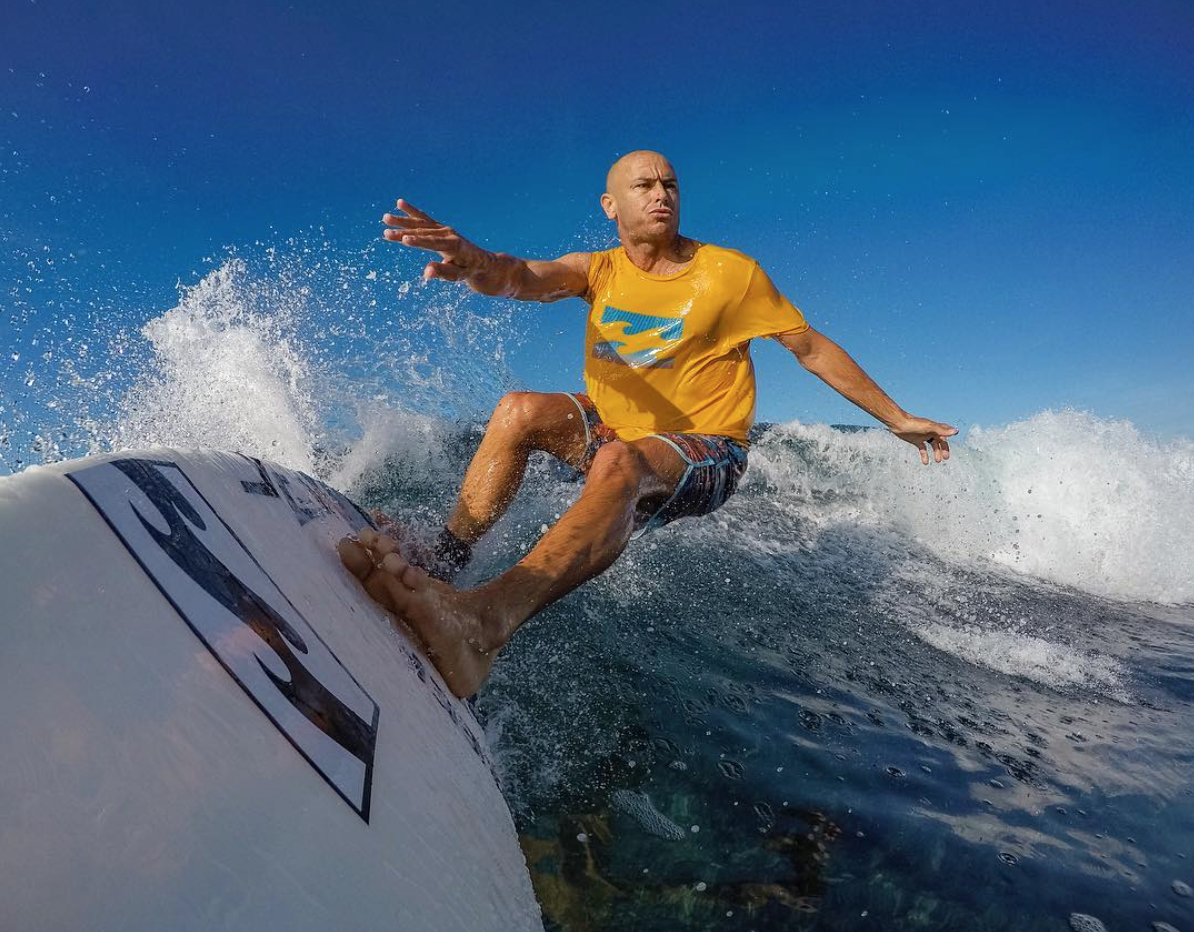 Shane Dorian  Big Wave Charger / Outdoor Enthusiast   Follow Shane on Instagram