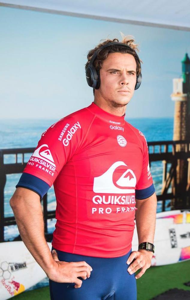 Julian Wilson  Surfer / Loyal / Fearless Human    Follow Julian on Instagram