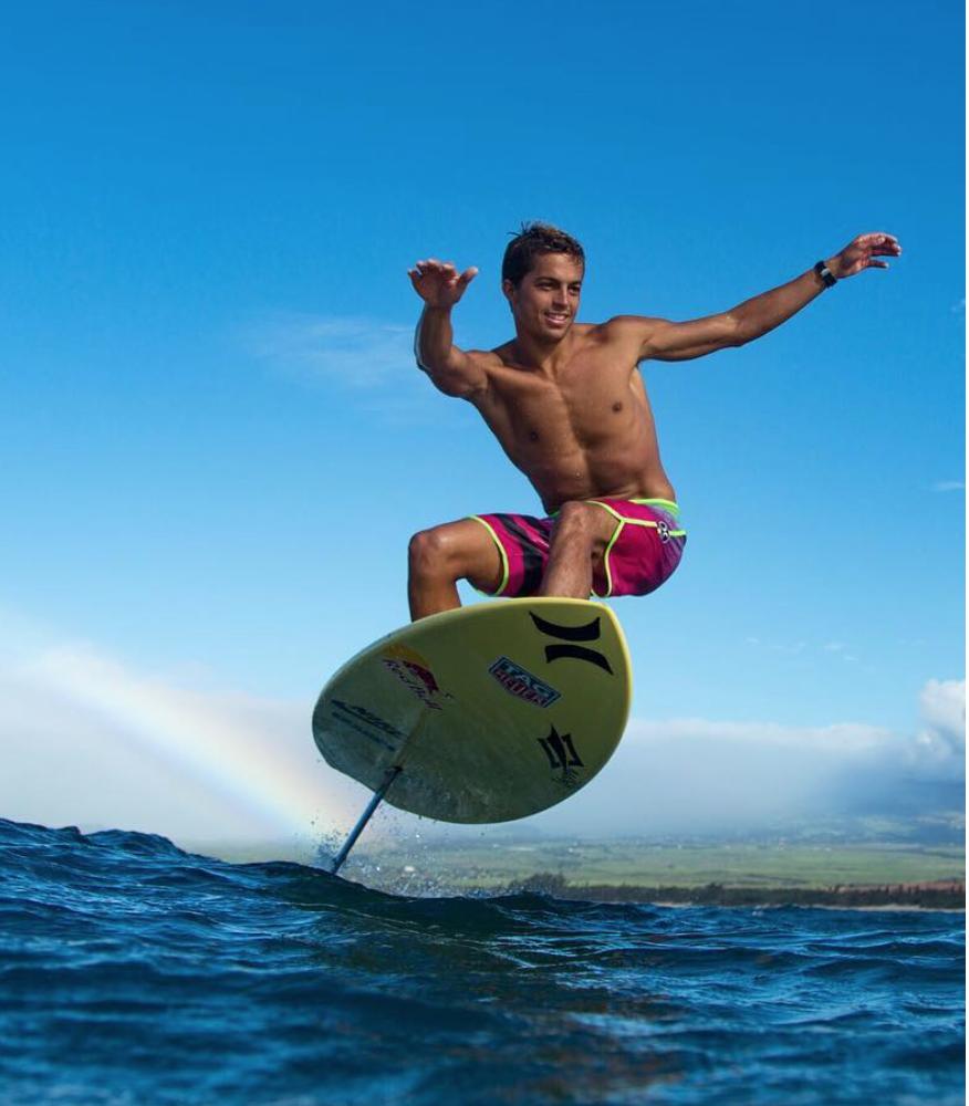Kai Lenny  Waterman Extraordinaire    Follow Kai on Instagram